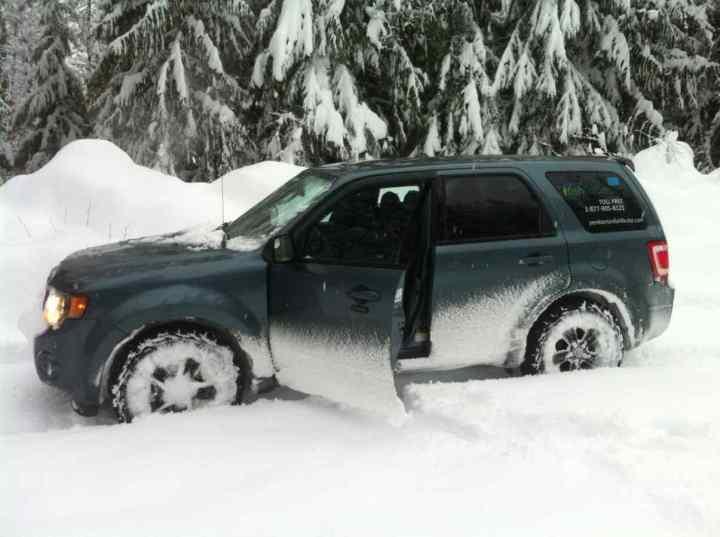 BC Ice Fishing Reports
