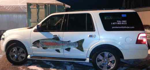 Pemberton Fish Finder Truck
