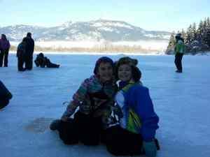 Pemberton Winterfest Ice fishing (2)