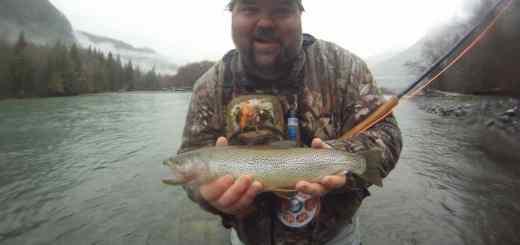 Lillooet River and Lake fishing