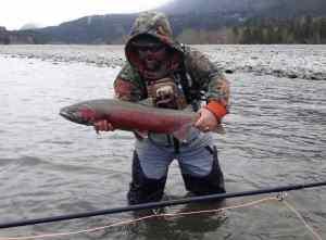 Steelhead Fishing BC Canada