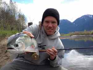 Fly Fishing in Pemberton Canada