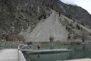Fishing Lillooet BC Seton Lake Fishing Report