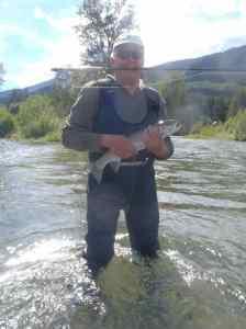 Fly Fishing Whistler and Pemberton BC Canada