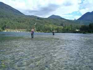 Pemberton Fly Fishing