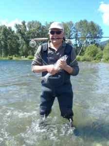 Whistler Fly Fishing