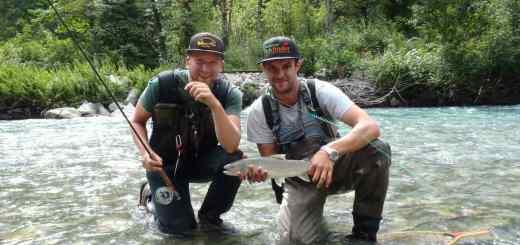 Birkenhead River Fishing