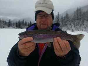 Ice Fishing Canada