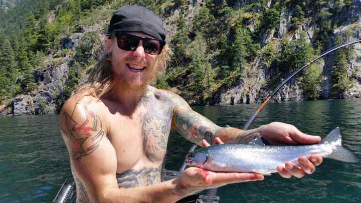 Anderson Lake Rainbow Trout