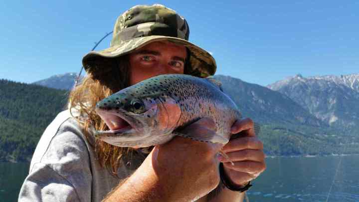 Freshwater Fishing in BC