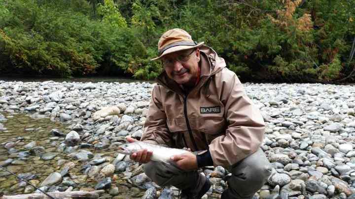 Birkenhead River Bull Trout