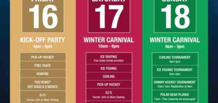 Pemberton Winterfest 2015 Events and Schedule