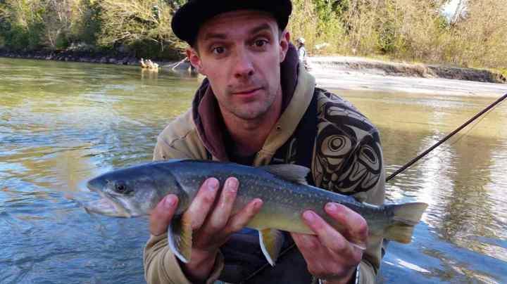 BC Bull Trout Fishing