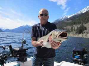 Fishing in Pemberton BC