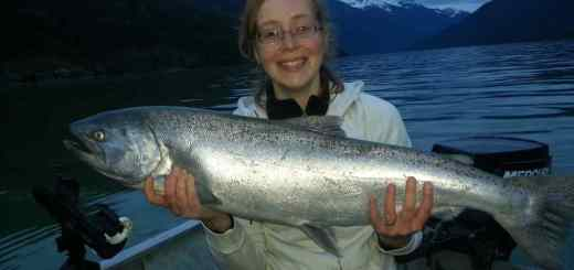 Pemberton Fishing Photo