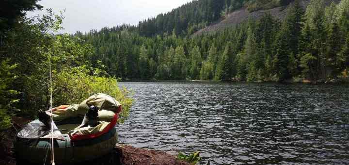 Loggers Lake in Whistler BC