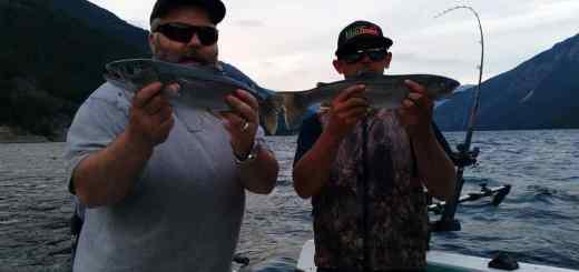 Best Lake Fishing in British Columbia Canada