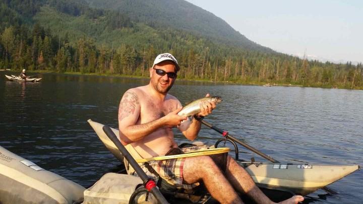 Fishing in Pemberton and Whistler