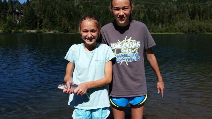 Nita Lake fishing tours