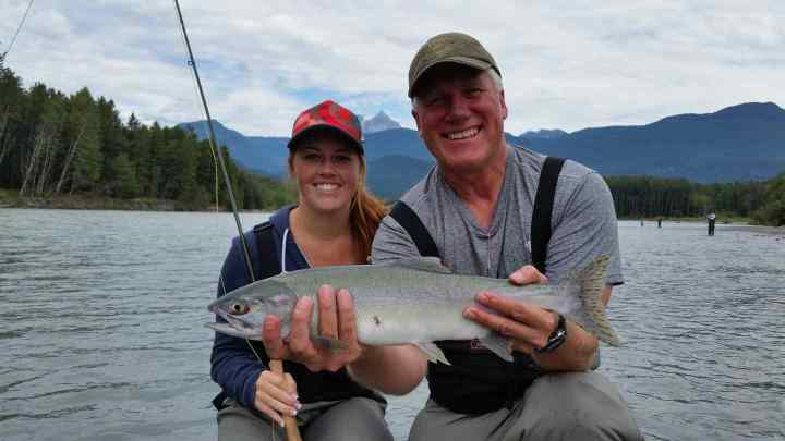 Whistler, BC Fishing at it's best!!