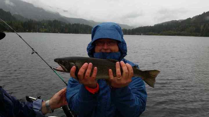 Alta Lake Cutthroat Trout