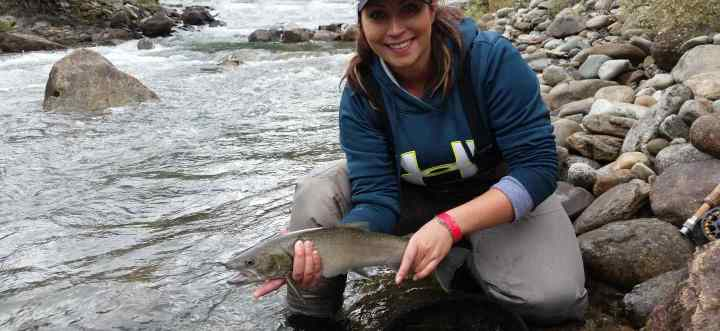Whistler Fishing Spots and Fishing Guides