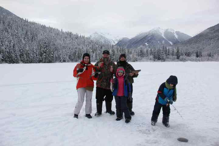 Things to do in Whistler BC with Families