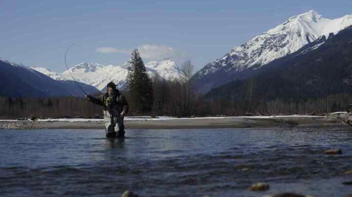 Walk and Wade March Madness with The Pemberton Fish Finder