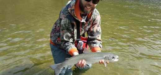 Birkenhead Lake best fishing in British Columbia Canada