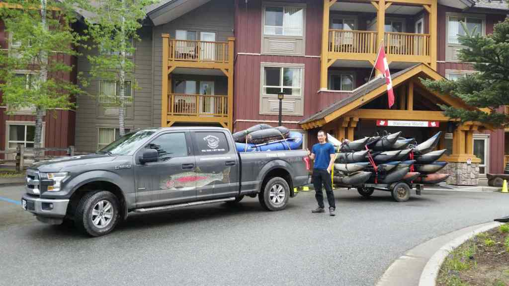 Transportation provided from your accommodations in Whistler BC