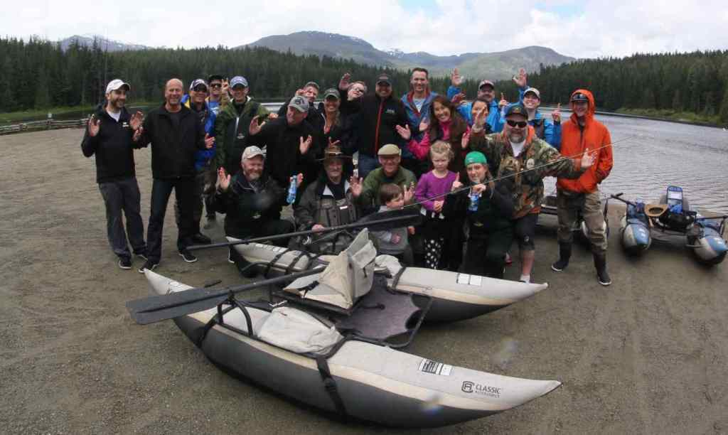 Group Fishing tours in Whistler BC