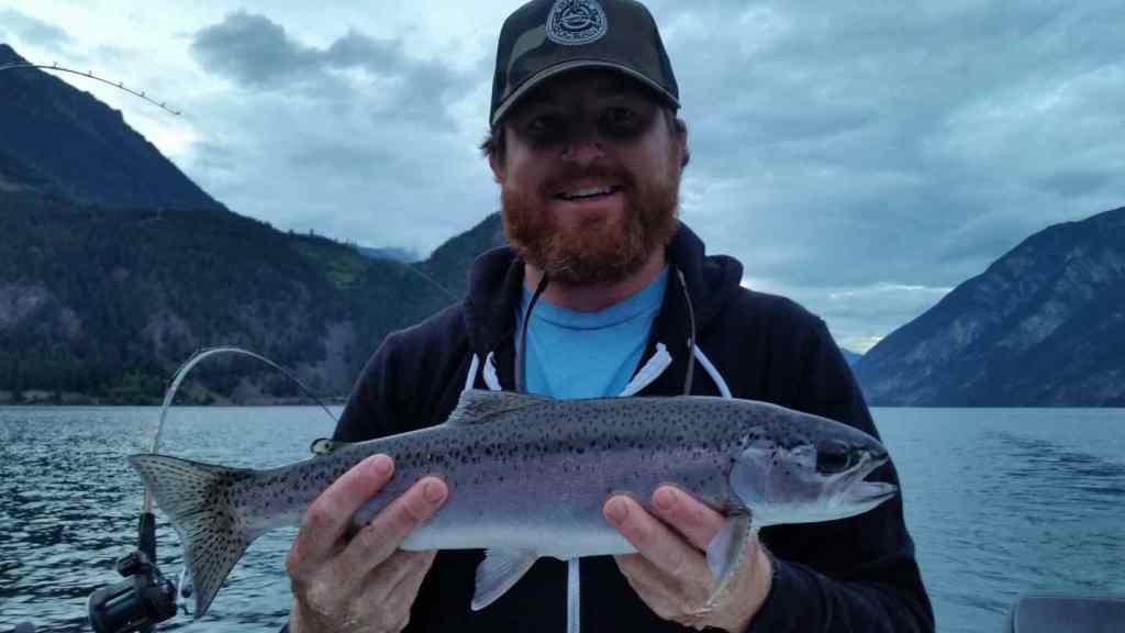 BC Freshwater fishing trips