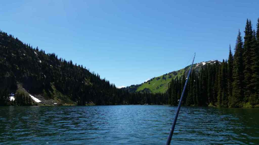 Best fly fishing in British Columbia Canada