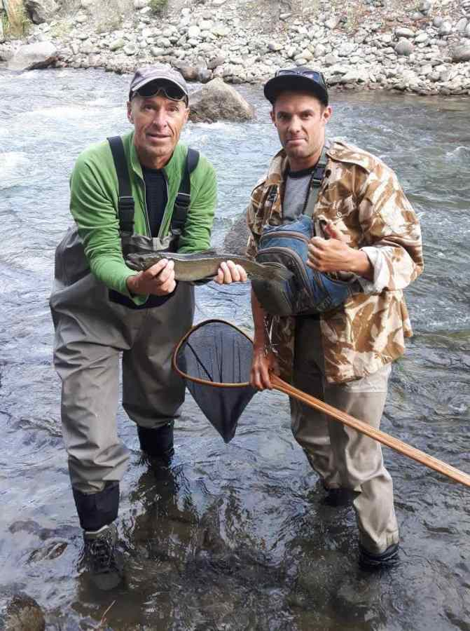 Fly fishing guides Whistler