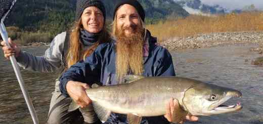 Best Salmon fly fishing in Canada