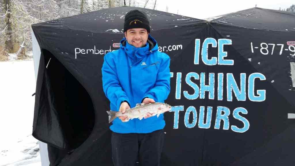 Ice fishing Trips