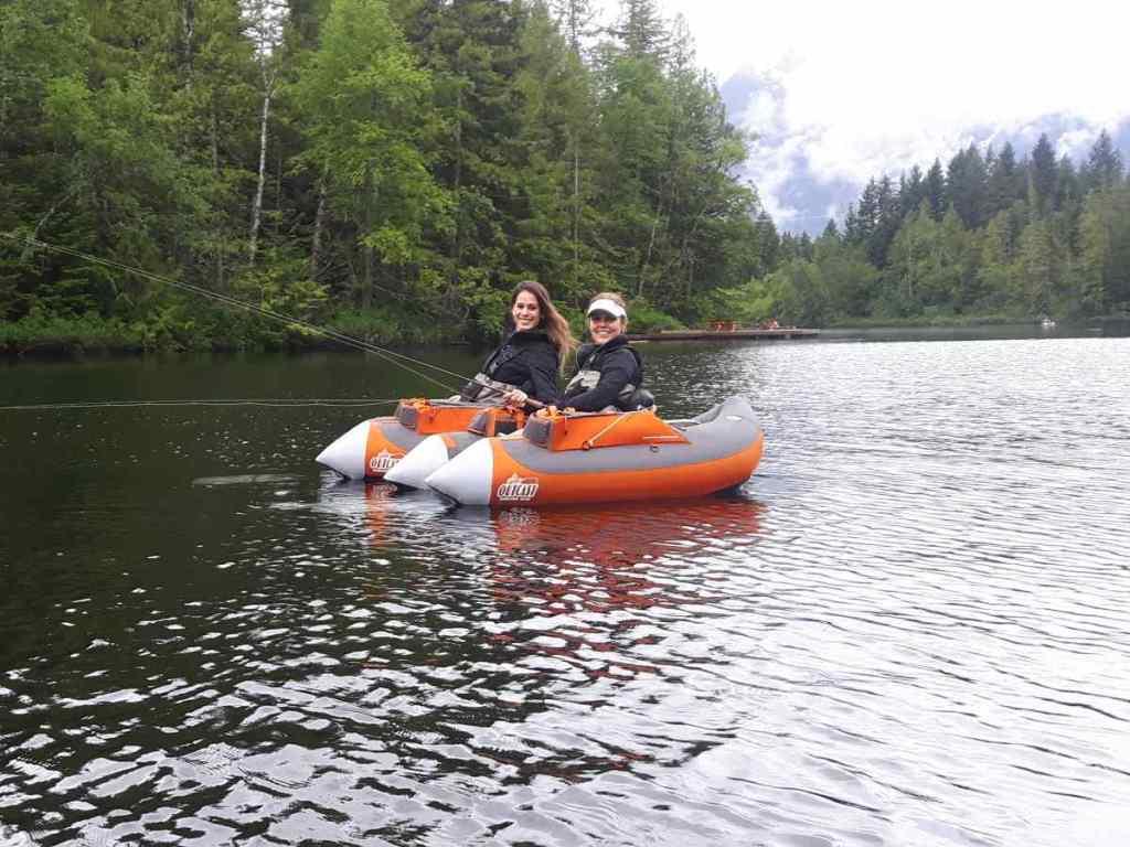 Fly fishing trips in Pemberton BC