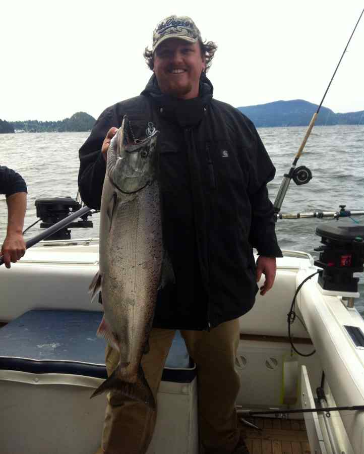 Vancouver BC Fishing