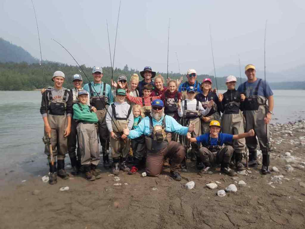 Fishing trips in BC