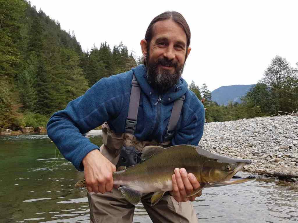 Heli Fly fishing Trips