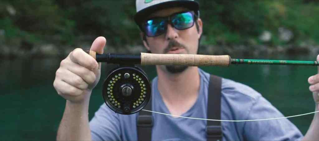 Redington Vise fly rod