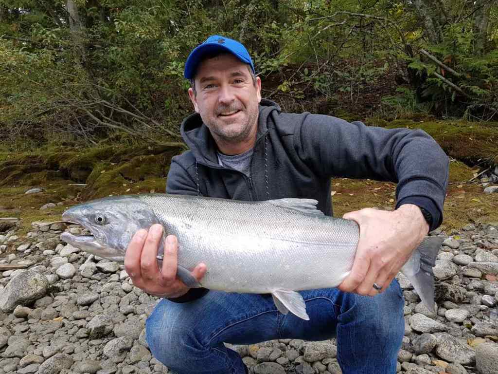 Canada Salmon fishing trips