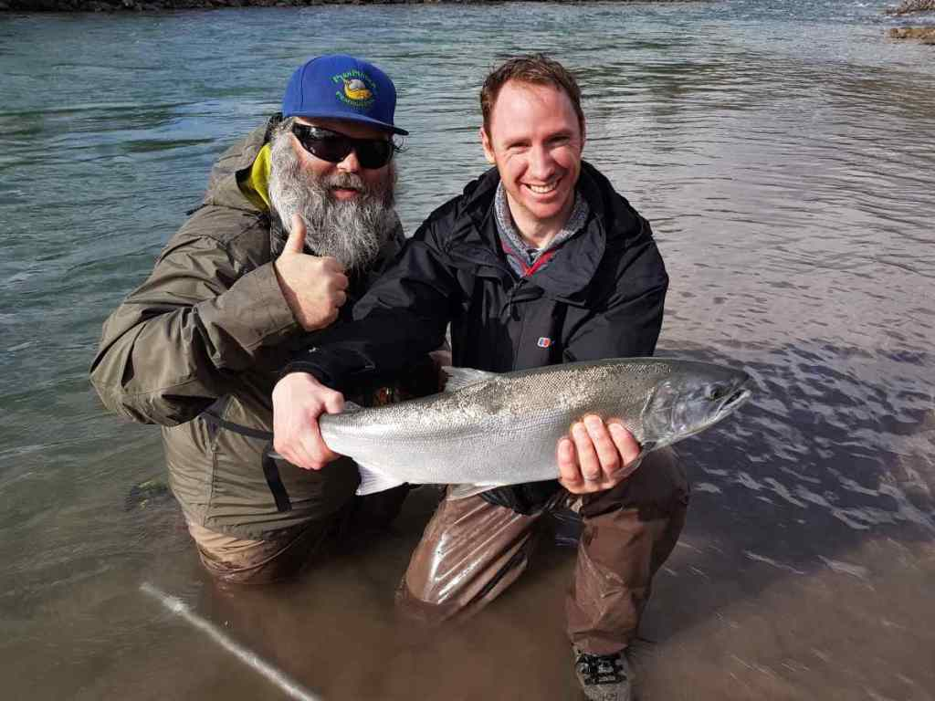 Coho Salmon fishing trips in Canada