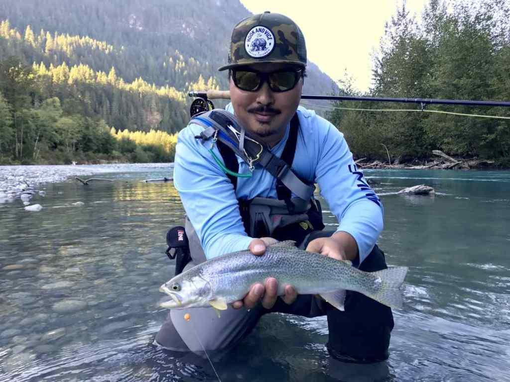 Squamish River and Cheakamus River fishing report