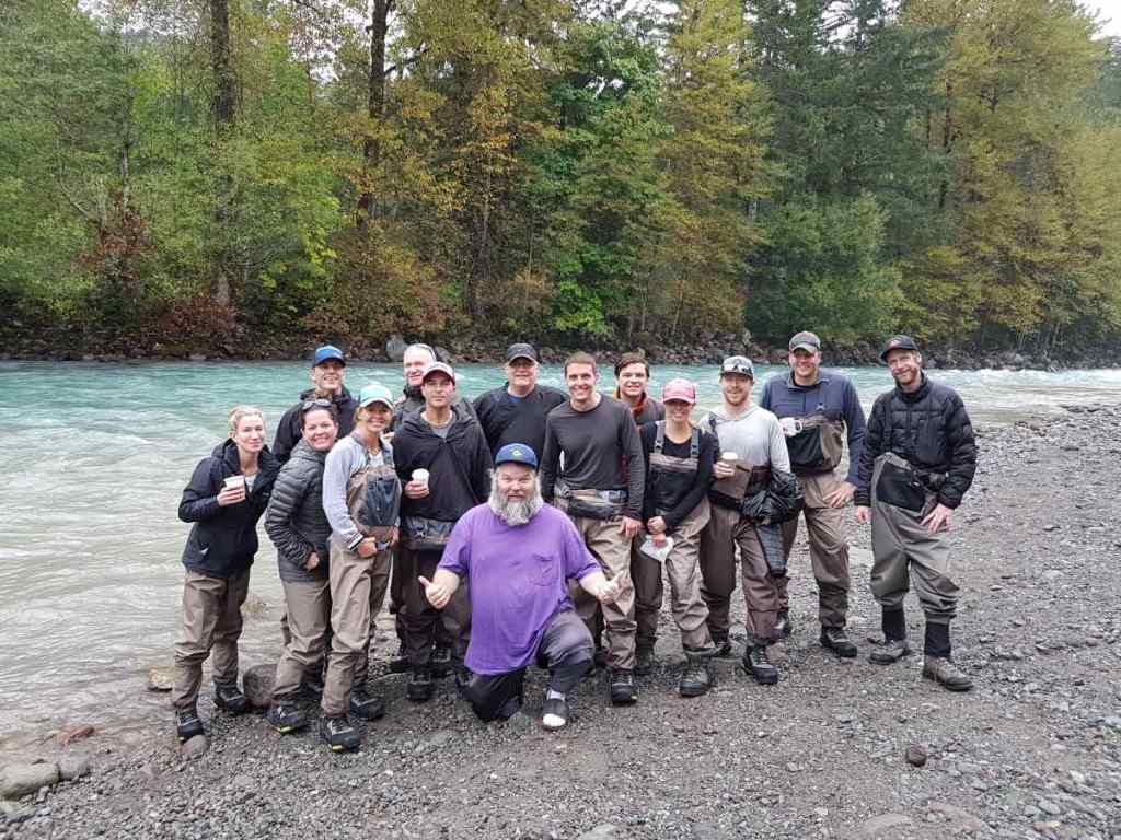 fly fishing trips in Squamish BC