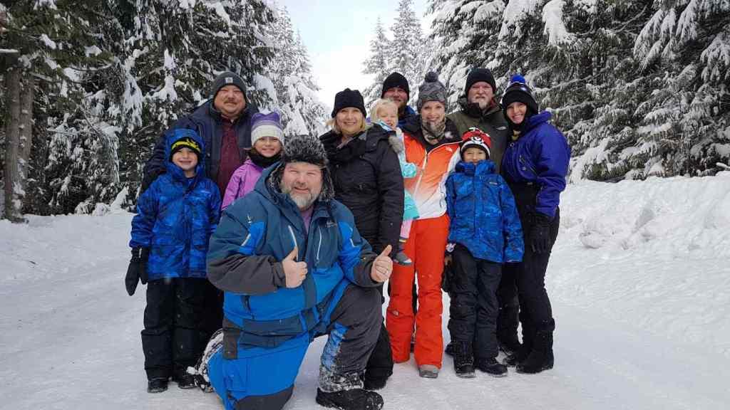 Ice fishing Trips Canada