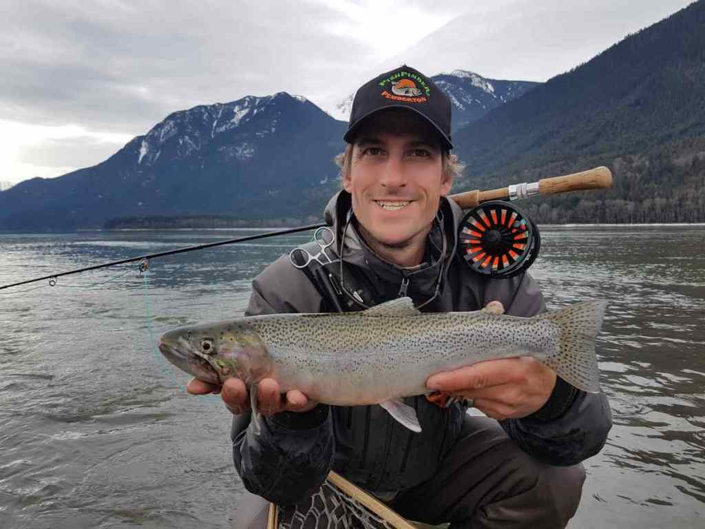 Best Coastal Cutthroat Fishing in BC