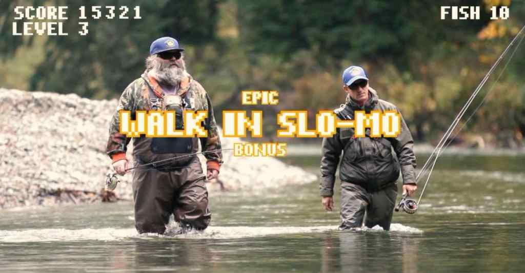 Vampire Tigers - Chum Salmon fishing at it's best in British Columbia Canada