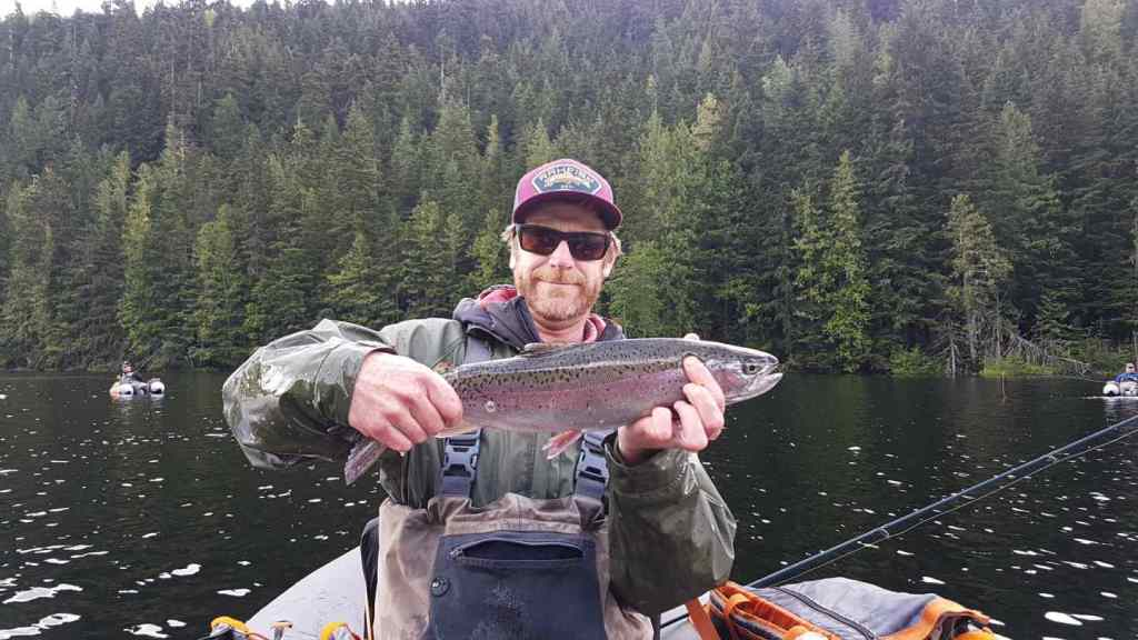 Fly Fishing Whistler Canada