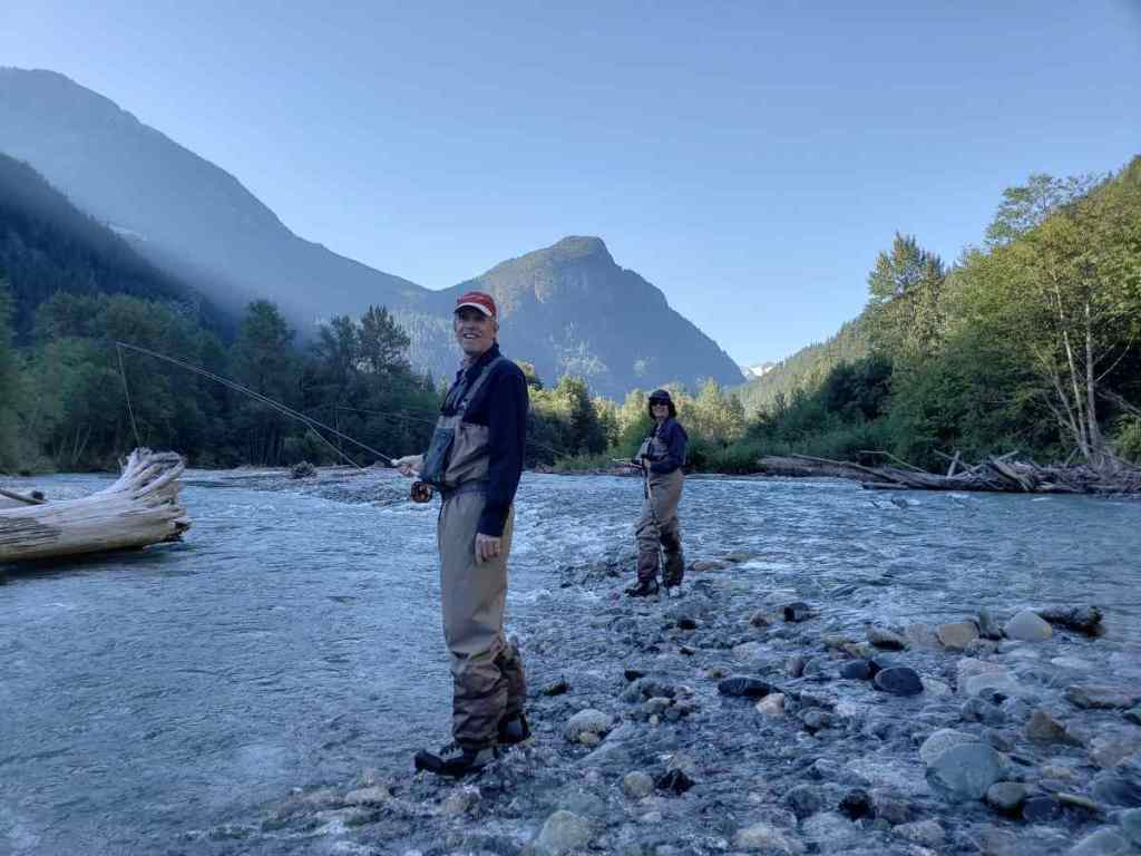 Whistler Canada Fishing Trips